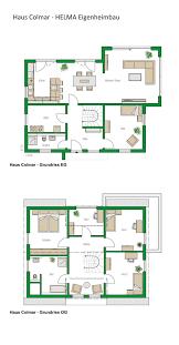 Grundriss Einfamilienhaus Modern Mit Satteldach Architektur Erker