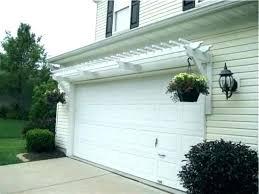 door pergola garage pergolas arbor over google search charming plans trell pergola over garage door