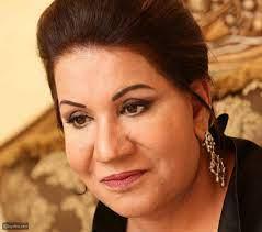 الصورة الأولى لحفيدة الفنانة سعاد عبدالله - ليالينا