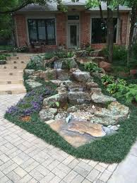 Waterscape Garden Designs 48 Fascinating Small Waterfall Garden Designs Ideas For