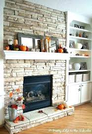 brick and stone fireplace gray stone fireplace update stone fireplace brick and stone fireplaces update a brick and stone fireplace