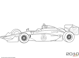 Cars Coloring Pages Druckbare Färbung Coloring Cars New Race Car