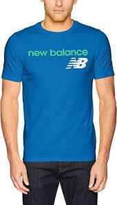 New Balance Men's Nb Athletics wc Short Sleeve tee ... - Amazon.com