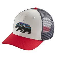 <b>Кепка PATAGONIA</b> FITZ ROY BEAR TRUCKER HAT SS19 купить в ...
