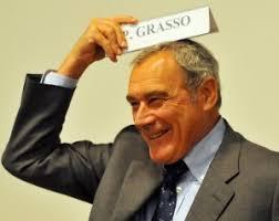 Guarda la versione ingrandita di Piero Grasso (foto Ansa). Piero Grasso (foto Ansa). ROMA – Una nuova legge per la cittadinanza perché quella italiana è la ... - piero-grasso-foto-ansa-300x239