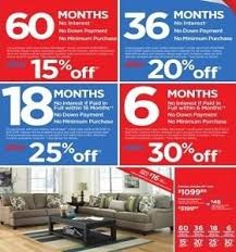 Furniture Weekly Sales Ad August 23 – August 29 2016 Labor Day