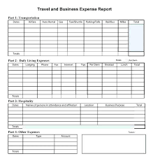 Expense Report Form Simple Free Expense Report Templates Business Trip Template This Bas