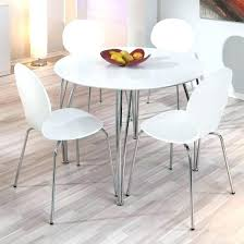 small round table and 4 chairs small round table and chairs white round dining table set