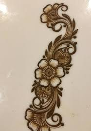 Automatic Mehndi Design Machine Try This Beginner Henna Designs Rose Mehndi Designs