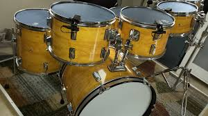 diy hybrid drum kit compactdrums