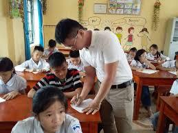 Dạy học Tiếng Anh có yếu tố Người nước ngoài.
