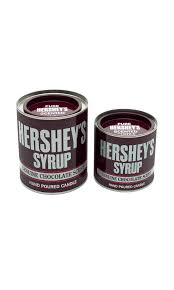 hershey s chocolate syrup can. Modren Chocolate HERSHEYu0027S Chocolate Syrup Small Collectible Tin Candle Candles  Candlemartcom  999 With Hershey S Can E