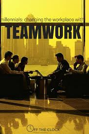 millennials changing the workplace teamwork original photo cb043083 by yoel ben avraham is licensed under cc by nd