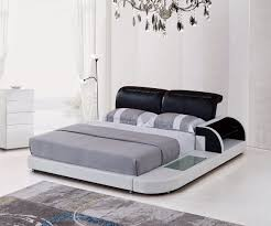 china furniture american style modern leather bed china bedding double bed