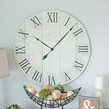 36 wall clock clocks marvelous oversize clock inch wall clock white and wooden clock white wall 36 wall clock