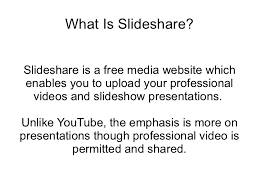 slede share how to use slideshare
