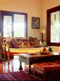 Interior Decorated Living Rooms 12 Spaces Inspired By India Hgtv