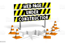 3d Web Page Under Construction Stock Photo - Download Image Now - iStock