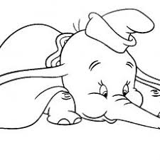 Strikingly Idea Dumbo Coloring Pages Disney Baby Free To Print