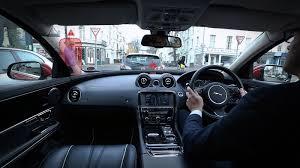 Jaguar Land Rover Tests 'Transparent' Pillars & 'Ghost Car ...