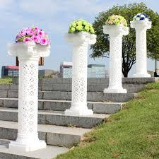 details about photography props plastic roman pillars column pedestal wedding decor supply 1pc