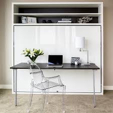 bed desk combos save space and add interest to small rooms intended for murphy combo decorations 6
