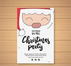 Printable Christmas Flyers 27 Christmas Party Flyer Templates 245439600555 Free Printable