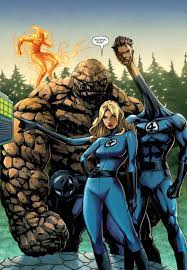 Fantastic Four trong 2020