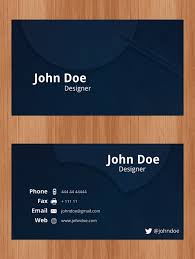 business card template designs business cards psd