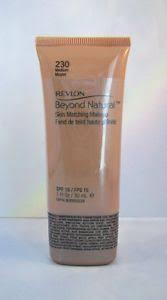 image is loading revlon beyond natural skin matching foundation makeup um