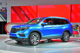 new car 2016 canadaAllNew 2016 Honda Pilot Makes Canadian Debut and Redefines the