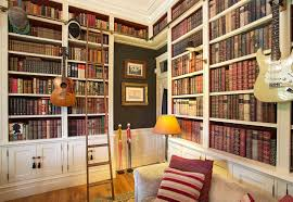 Home Library Bespoke Home Library Design Groth Sons Interiors Sydney