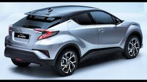 ▻New Toyota CHR - First Look And TOYOTA C-HR