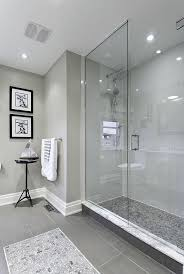 Can I Paint Bathroom Tile Fascinating This Colorful Small Gray Bathroom Makeover Can Be Done In Just 48