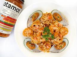 Seafood Linguine with Otamot Essential ...