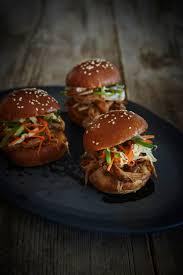 Vietnamese pulled pork sliders with Asian slaw http www.sbs.
