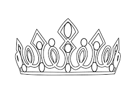 Small Picture Crown Coloring Pages To And Print For Adult Coloring Book Page