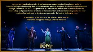 No touring broadway shows are currently scheduled. The Curran San Francisco
