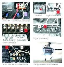 genie excelerator 2 garage door opener wiring diagram ii installation manual genie excelerator
