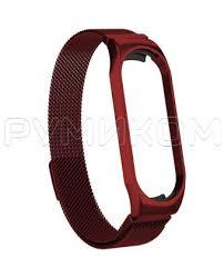 Купить <b>Металлический ремешок-браслет для Xiaomi</b> Mi Band 3 ...