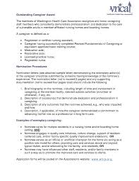 Ideas Of Elderly Caregiver Resume Sample For Private Caregiver