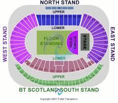 National Stadium At Hampden Park Tickets And National