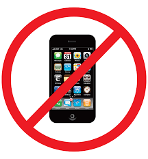 Image result for no biting phones clipart