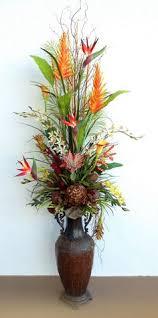 Small Picture tropical sconces tropical arrangements tropical silk flower