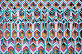3d Patterns Extraordinary Amazing 48D Paper Patterns Fubiz Media