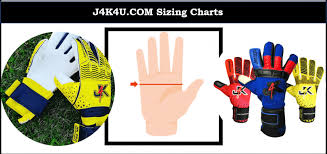 Goalkeeper Glove Size Chart J4k How To Size Charts J4k4u Com
