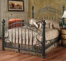 wood and iron bedroom furniture. Wood And Wrought Iron Furniture. Rustic Bedroom Furniture Delivers Fantastic Styles : Chatodining