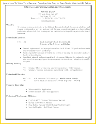 Free Templates For Resumes To Print Best of Free Resume Templates To Download And Print Resume Builder Download