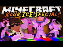 minecraft mini game modded cops n robbers klüb ice disco mod