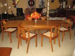 century danish modern teak omann dining table modern teak and  gorgeous chairs sold